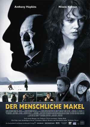 Der menschliche Makel (Kino) 2003