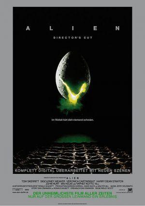 Alien - Das unheimliche Wesen aus einer fremden Welt (Director's Cut)