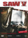 Saw V, Limited Unrated Collector's Edition