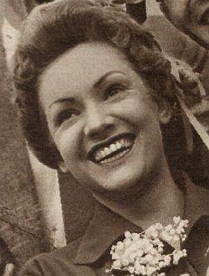 Gong, 21. 11. 1954, Heft 47, S. 16, Ruth Leuwerik (Person)