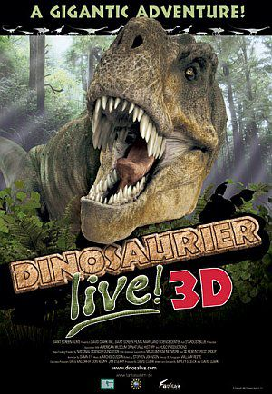 Dinosaurier Live 3D (Kino) 2008