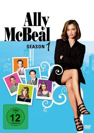 Ally McBeal, Season 1 (DVD) 1997