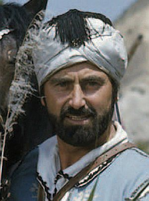 Karl Michael Vogler als Kara Ben Nemsi