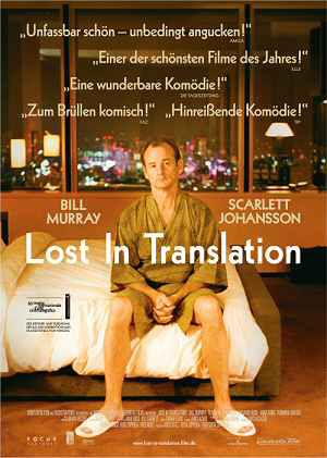 Lost in Translation (Kino) engl 2003
