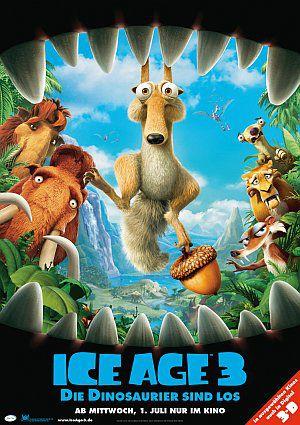 Ice Age 3 - Die Dinosaurier sind los (Kino) 2009