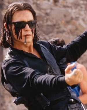 Johnny Depp in: Irgendwann in Mexico