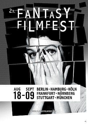 Das Plakat zum Fantasy Filmfest München 2009