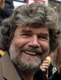 "Reinhold Messner am Münchner Filmset von ""Nanga Parbat"""