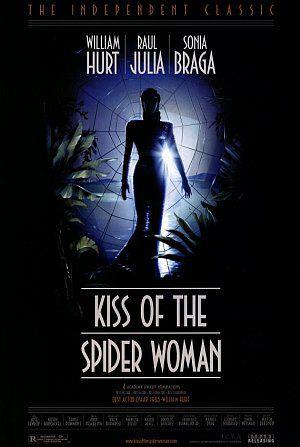 Der Kuß der Spinnenfrau