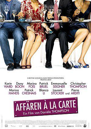 Affären à la carte (Kino) 2009