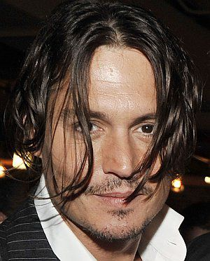 Johnny Depp, Public Enemies (Premiere W009) 2009