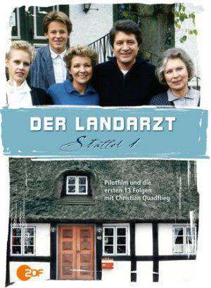 Der Landarzt, Staffel 1 (DVD) 1987-