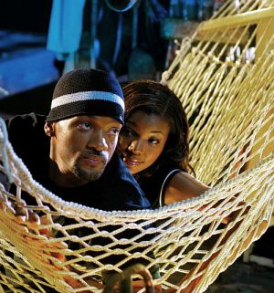 Will Smith mit Gabrielle Union in: Bad Boys 2