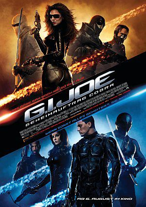 G.I. Joe - Geheimauftrag Cobra, G.I. Joe: Rise of Cobra (Kino) 2009