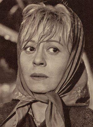 Film und Frau 1959, Heft 15, Jahrgang 11, S. 13, Jons und Erdme, Giulietta Masina (Retro)
