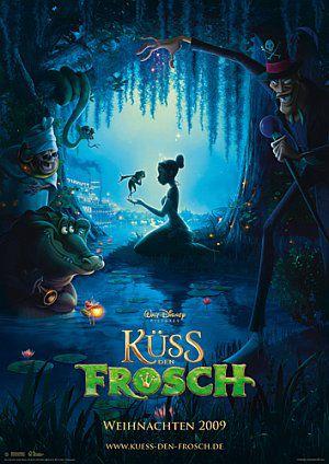 Küss den Frosch (Teaserplakat) 2009