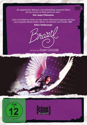 Brazil, Cine Project (DVD) 1985