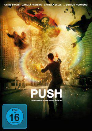 Push (DVD) 2009