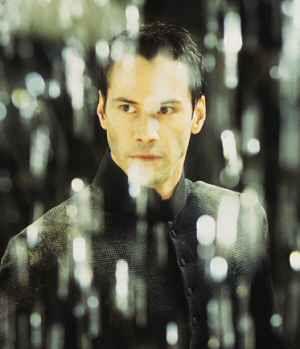 Keanu Reeves ist Neo in: Matrix Revolutions