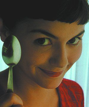 "Audrey Tautou in ""Die fabelhafte Welt der Amélie"""