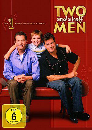 Two and a Half Men: Mein cooler Onkel Charlie - Die komplette erste Staffel (DVD) 2003