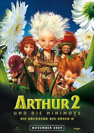 Arthur und die Minimoys 2 - Die Rückkehr des Bösen M (Kino) 2009