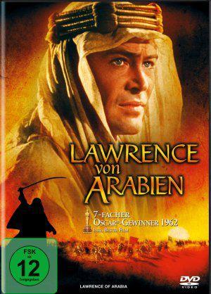 Lawrence von Arabien (DVD) 1962