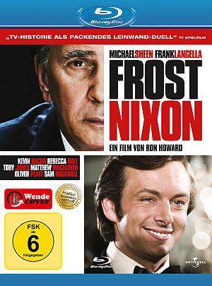 Frost/Nixon (Blu-ray) 2008