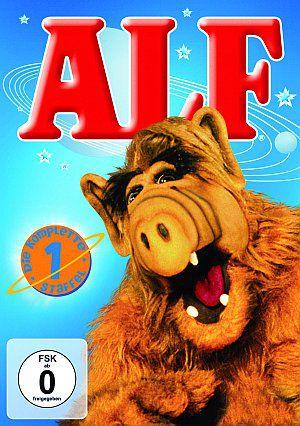 ALF - Die komplette erste Staffel (DVD) 1986