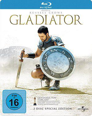 Gladiator - 2 Disc Special Edition (Steelbook) (Blu-ray) 2000