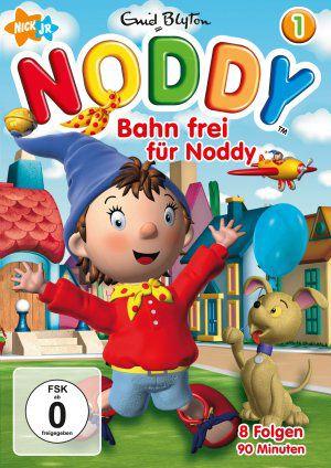 Noddy 1 - Bahn frei für Noddy (DVD) 1998