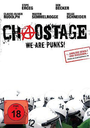 Chaostage - We Are Punks! (DVD) 2009