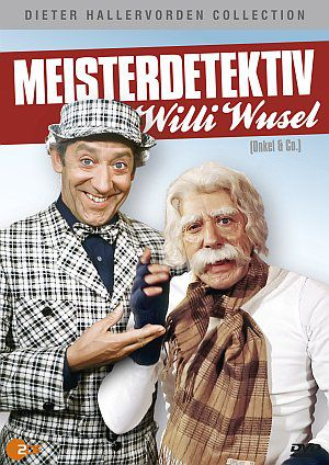 Meisterdetektiv Willi Wusel (DVD) 2009