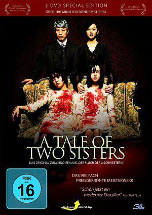 A Tale of Two Sisters, Zwei Schwestern (DVD) 2003