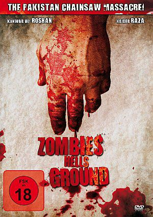 Zombies Hell's Ground (DVD) 2007