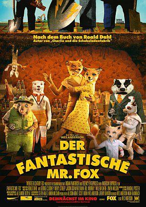 Der fantastische Mr. Fox (Kino) 2009