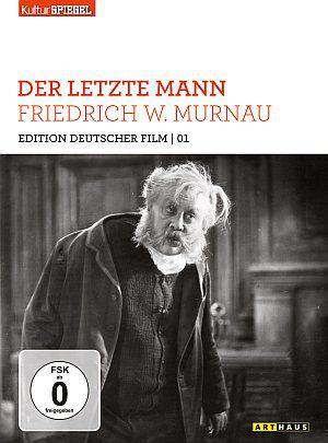Der letzte Mann - Edition Deutscher Film (DVD) 1924