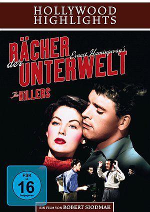 Hollywood Highlights: Rächer der Unterwelt (K-DVD) 1959