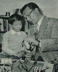 Oliver Grimm und sein Vater Hans