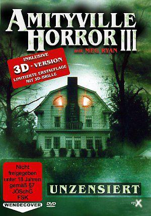 Amityville Horror III (DVD) 1983