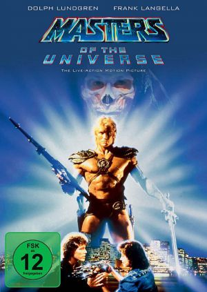 Masters of the Universe (DVD) 1987