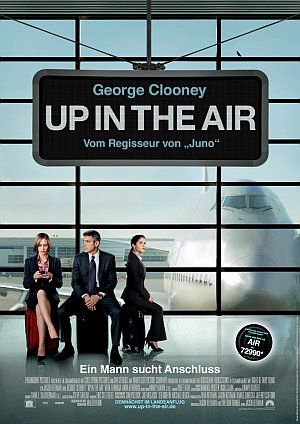 Up in the Air, George Clooney (Kino) 2010
