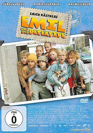 Emil und die Detektive (DVD) 2001