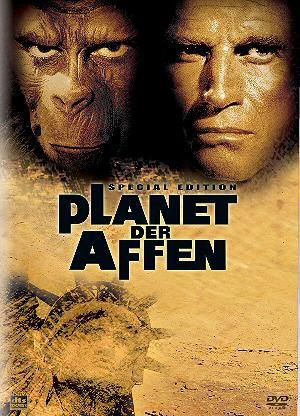 Der Planet der Affen (DVD Special Edition) 1968