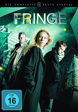 Fringe - Die komplette erste Staffel (DVD) 2008