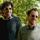 """Joel und Ethan Coen am Set von """"A Serious Man"""""""