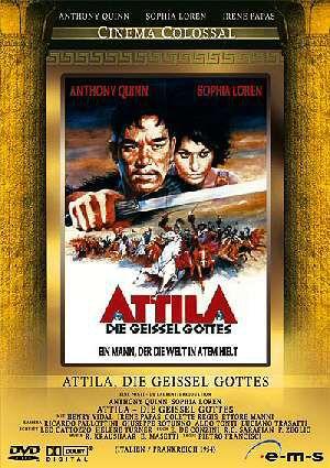 Attila, die Geißel Gottes (DVD) 1954