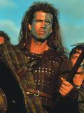 Mel Gibson als schottischer Freiheitskämpfer William Wallace