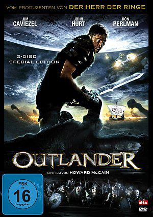 Outlander (DVD) 2008