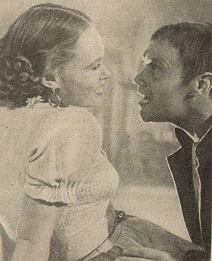 Neue Film Welt, 1947, 1.Jhg. 2.Heft, S.19 Wozzeck, Rotraud Richter, Kurt Meisel (retro)